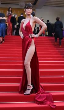 Cannes 2016: Bella Hadid, atrevida y sexy