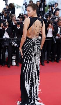 Cannes 2016: Irina Shayk, una mujer explosiva
