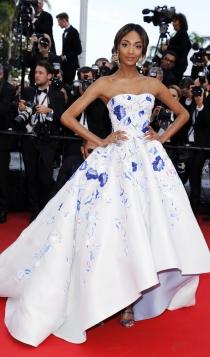 Cannes 2016: Jourdan Dunn, elegante y sofisticada