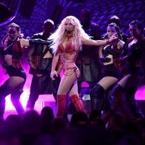 Momentazos Billboards 2016: la actuación de Britney Spears