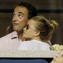 Parejas inesperadas: Mary Kate Olsen y Olivier Sarkozy