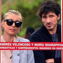 Parejas inesperadas: María Sharapova y Andrés Velencoso