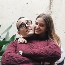 Laura y Risto, enamoradísimos