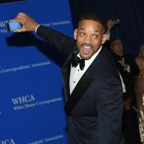 Selfies de famosos: Will Smith, siempre divertido