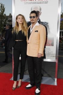 Divorcios famosos: Amber Heard y Johnny Depp
