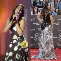 Operación Triunfo: el ayer y el hoy de Nuria Fergó