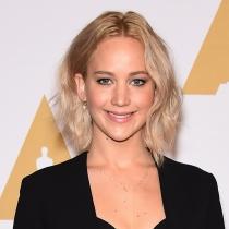 Los labios nude más naturales de Jennifer Lawrence