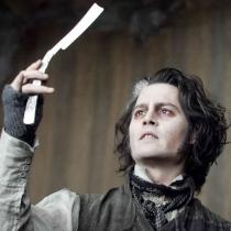 Personajes Johnny Depp: Benjamin Barker en Sweeney Todd