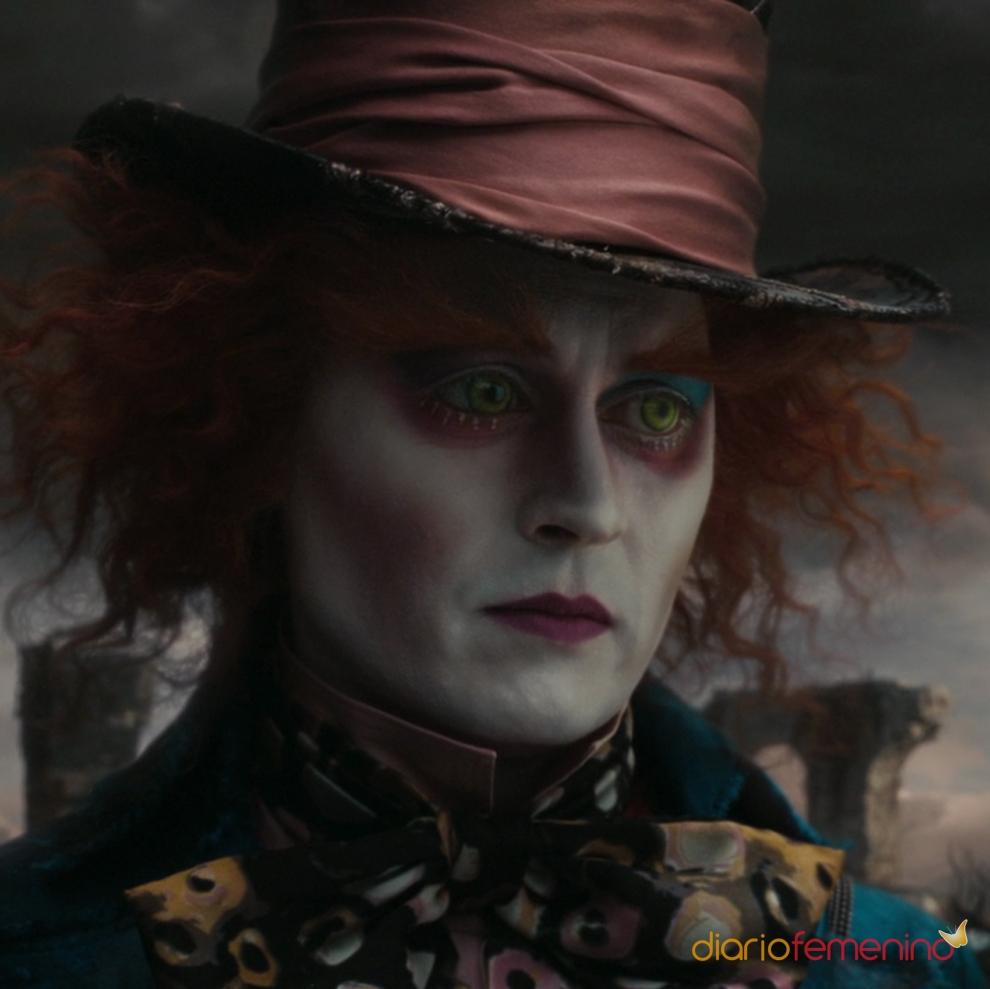 Personajes Johnny Depp...