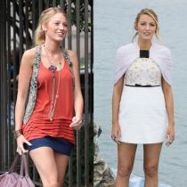 Gossip Girl: el ayer y el hoy de Serena van deer Woodsen