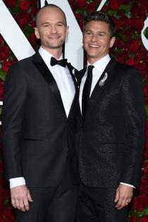 Neil Patrick Harris y David Burtka, pareja de guapos