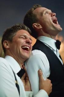 Neil Patrick Harris y David Burtka, felices y enamorados