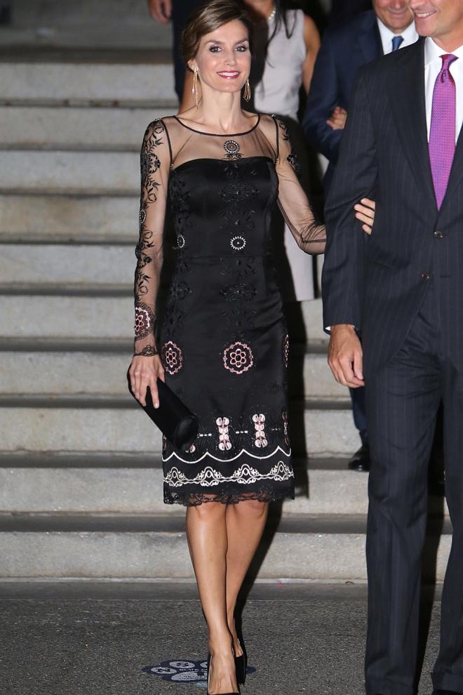 Vestido de boda negro que significa
