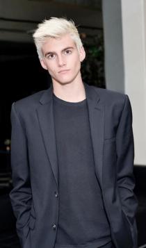 Presley Gerber, el hijo de Cindy Crawford