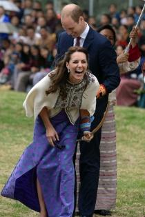 Kate Middleton y Guillermo de Cambridge, felicidad y amor