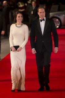 Kate Middleton y Guillermo de Cambridge, pareja de guapos