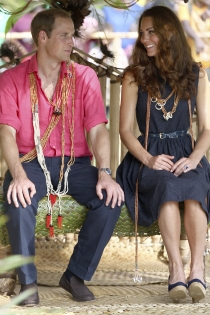 Kate Middleton y Guillermo de Cambridge, puro amor