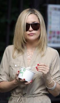 Dietas de famosas: Kate Hudson y la dieta alcalina