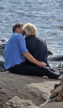 Taylor Swift y Tom Hiddleston, pasión y besos