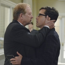 Parejas gays de televisión: Cyrus y James, en Scandal