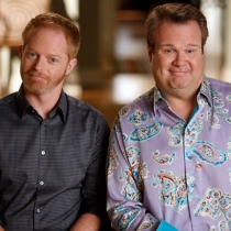 Parejas gays de televisión: Cam y Mitchell, divinos en Modern Family