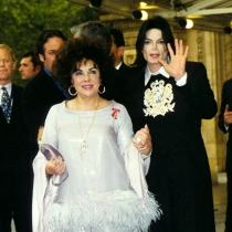 Famosos que fueron muy amigos y no lo sabías: Michael Jackson y Elizabeth Taylor