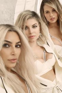 Fergie, Kim Kardashian y Chrissy Teigen, tres madres muy sexys