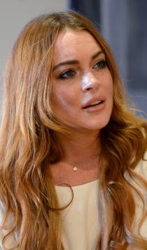 Famosos con problemas de alcoholismo: Lindsay Lohan