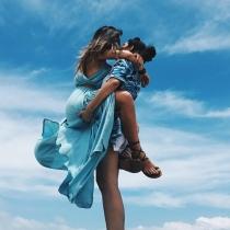 Aida Domenech y Alba Paul, enamoradísimas