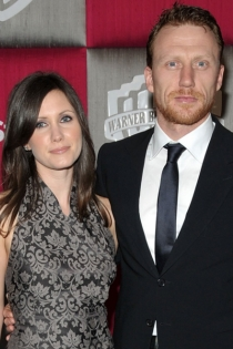 Divorcios famosos: Kevin McKidd y Jane Parker