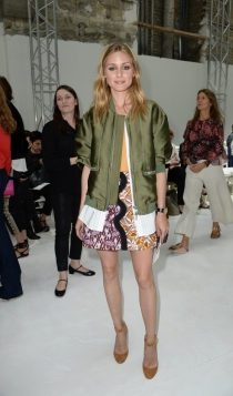 Famosos con la alta costura de París: Olivia Palermo, estilo personal