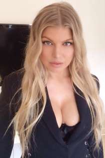 Un selfie muy sexy de la MILF Money, Fergie