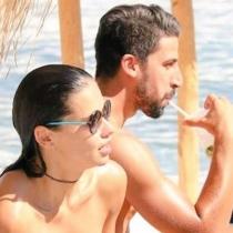Adriana Lima y Sami Khedira, una pareja inesperada