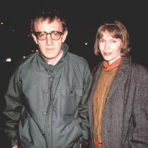 Mia Farrow, la musa más polémica de Woody Allen