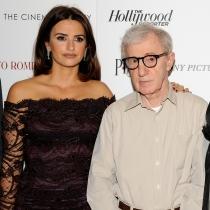 Penélope Cruz también ha trabajado con Woody Allen