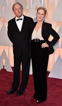 Las parejas famosas más sólidas: Meryl Streep y Don Gummer