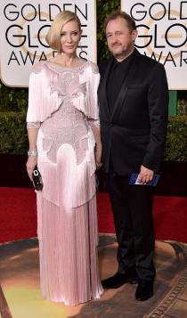 Las parejas famosas más solidas: Cate Blanchett y Andrew Upton