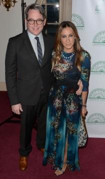 Las parejas famosas más sólidas: Sarah Jessica Parker y Matthew Broderick