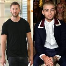 Peleas de famosos en Twitter: Calvin Harris y Zayn Malik