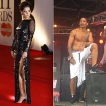 Peleas de famosos en Twitter: Cheryl y MC Harvey