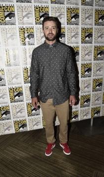 Comic Con 2016: Justin Timberlake, muy guapo