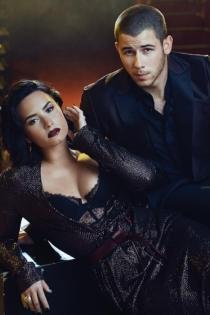 Demi Lovato y Nick Jonas, pura química