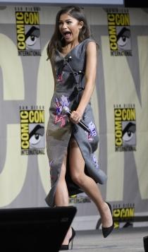Comic Con 2016: Zendaya, muy sexy