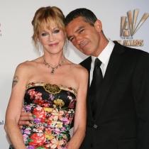 Melanie Griffith y Antonio Banderas se llevan bien tras su divorcio