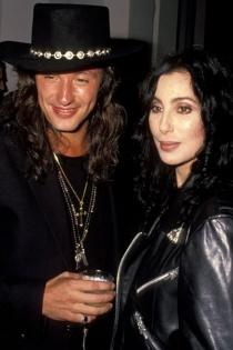 Parejas que no recordabas: Cher y Richie Sambora