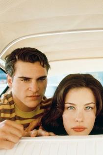 Parejas que no recordábamos: Liv Tyler y Joaquin Phoenix