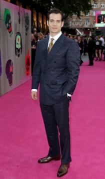 Suicide Squad: Henry Cavill, en el estreno de Londres
