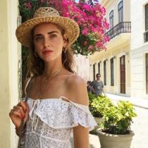 El complemento ideal de Chiara Ferragni: Look habanero