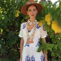 El complemento ideal de Chiara Ferragni: Look 10
