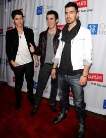 Jonas Brothers: Guapísimos en 2011